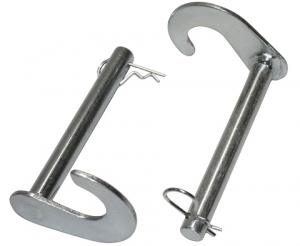Paddockstand achter haken / vorken voor Motoprofessional Basic