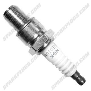 NGK Normale bougie R7376-9 - 7763