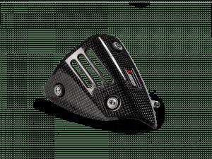 Akrapovic Hitteschild (Carbon) Vespa GTS 125/150 i.e Super 2009-2016