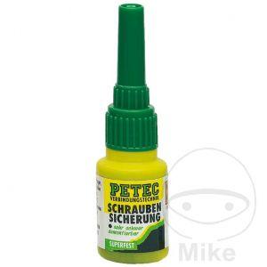 Borgmiddel PETEC 10 gram zeer vast