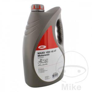 Motorolie 10W40 4 liter JMC Maxx Synthetisch
