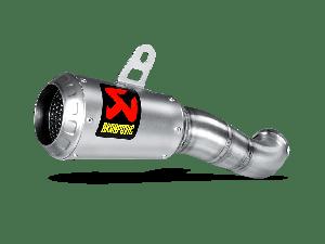 Akrapovic Slip-on Line (RVS) Yamaha YZF-R25 2014-2020