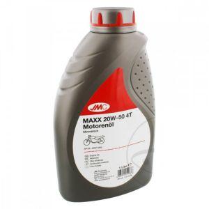 Motorolie 20W50 1 liter JMC Maxx Mineraal