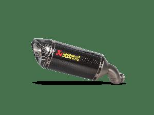 Akrapovic Slip-on Line (Carbon) Kawasaki Z900 2017-2019