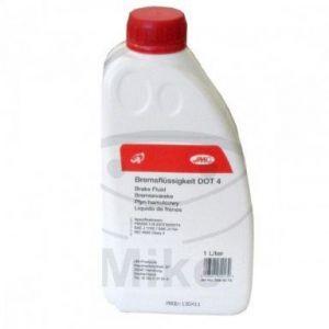 JMC remvloeistof DOT4 1 ltr