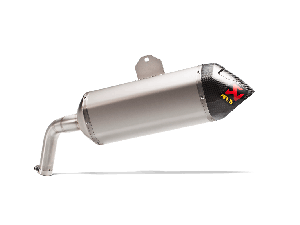 Akrapovic Slip-on Line (Titanium) Yamaha XT1200Z/E 2010-2020
