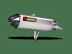 Akrapovic Slip-on Line (RVS) Honda SH 300i 2016-2020