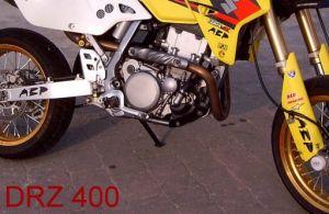 ABP Bochtenset Suzuki DRZ 400 SM