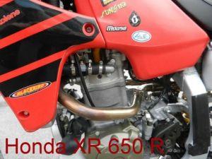 ABP Bochtenset Honda XR 650 R