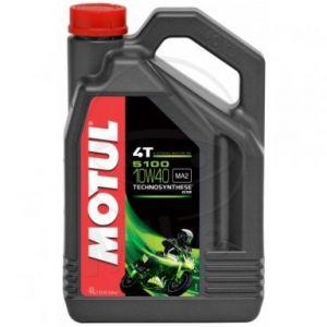 Motorolie 10W40 4 liter Motul 5100