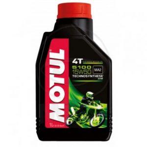 Motorolie 15W50 1 liter Motul 5100