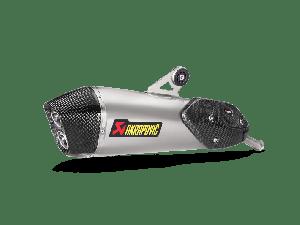 Akrapovic Slip-on Line (Titanium) BMW C 650 GT 2016-2020