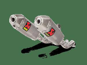 Akrapovic Slip-on Line (Titanium) Honda CRF 450 R / RX 2017-2018