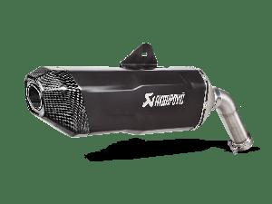 Akrapovic Slip-on Line (Titanium) BMW F 750 GS 2018-2020