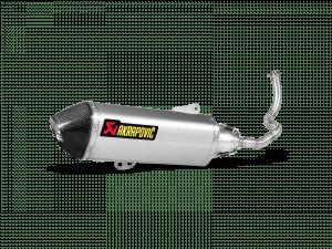 Akrapovic Racing Line (RVS) Honda SH 125i 2013-2016