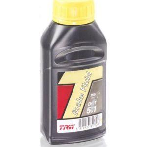 TRW remvloeistof DOT5.1 0,25 ltr