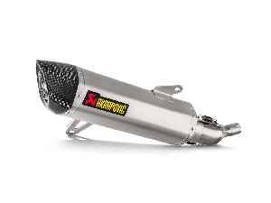 Akrapovic Slip-on Line (RVS) Yamaha X-MAX 250 2017-2020