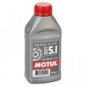 Remvloeistof DOT5.1 0,5 ltr Motul