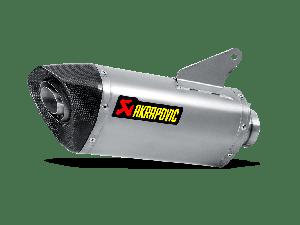 Akrapovic Slip-on Line (Titanium) Ducati Hypermotard 2013-2018