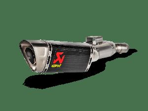Akrapovic Slip-on Line (Carbon) BMW F 900 R 2020-2021