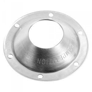 Supertrapp aluminium open eindkap 4 inch