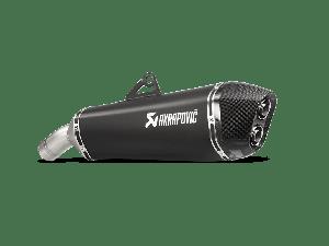 Akrapovic Slip-on Line (Titanium) BMW F 800 R 2009-2019