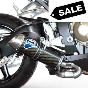 Termignoni Slip-On Carbon UITVERKOOP - Honda CBR1000RR Fireblade 2008-2013