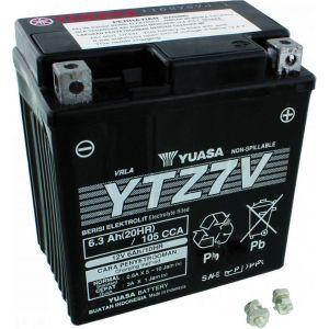 Motoraccu YTZ7V Wet YUASA