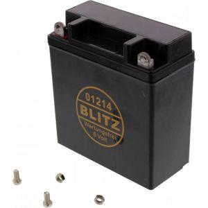 Motoraccu 01214 Gel 6V BLITZ