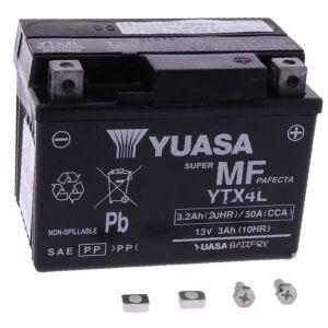 Motoraccu YTX4L Wet Yuasa