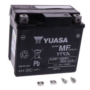 Motoraccu YTX5L Wet Yuasa