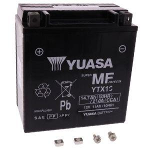 Motoraccu YTX16 Wet Yuasa