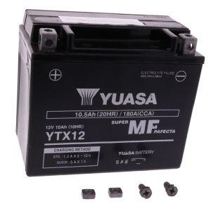 Motoraccu YTX12 Wet Yuasa