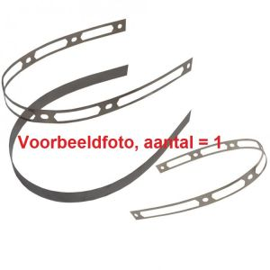 Akrapovic popnagelstrip / nietband P-TT9