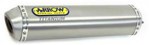 Arrow 2-takt demper voor Fantic Motor 50E / 50M Casa 2013 2016