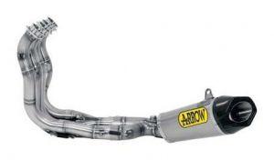 Arrow volledig systeem 71145CKZ voor BMW S 1000 R 2014 2016