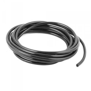 Benzineslang zwart 4 mm