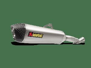 Akrapovic Slip-on Line (Titanium) Honda VFR 1200X Crosstourer 2016-2020