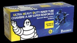 Binnenband Michelin OFFROAD (21 UHD VALVE TR4) 80/100-21 ; 90/90-21 4mm