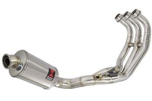 BWE Volledig systeem RVS Ovaal 230mm voor FZ-09 / FZ09 Tracer 2013-2020