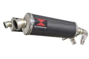 BWE Slip-On Carbon Ovaal 400mm voor ST1100 (SC26) Pan European 1989-2001