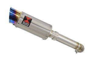 BWE Slip-On RVS Rond 200mm voor V-STROM 1050 2020-V-STROM 1050XT-geen