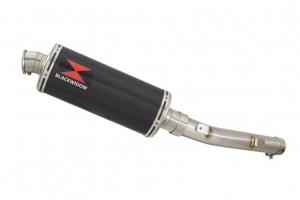 BWE Slip-On Carbon Ovaal 300mm voor XT700 Tenere 2019-2021-XT700 Tenere Ra