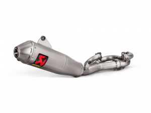 Akrapovic Evolution Line (Titanium) Yamaha WR 450 F 2019-2021
