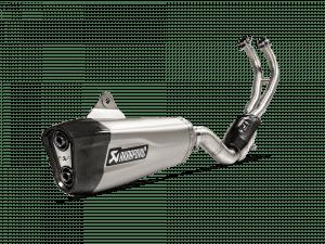 Akrapovic Racing Line (Titanium) Yamaha TMAX 2020-2021