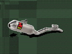 Akrapovic Evolution Line (Titanium) Suzuki RM-Z 250 2018-2021