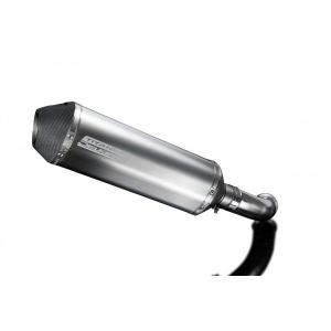 Delkevic slip-on kit X-Oval Titanium 343mm - VITPILEN 401 / SVARTPILEN 401