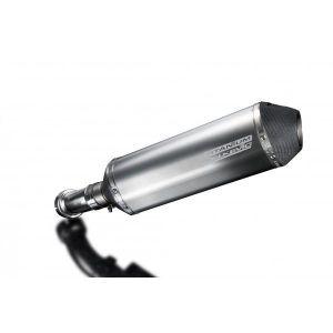 Delkevic slip-on kit X-Oval Titanium 343mm - R NINE T 2013-2018