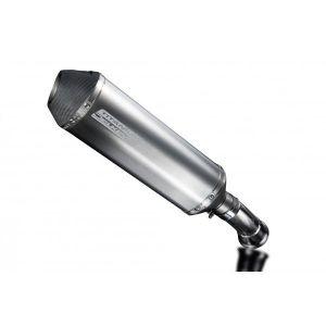 Delkevic slip-on kit X-Oval Titanium 343mm - Hyperstrada/Hypermotard 821 939 13-18