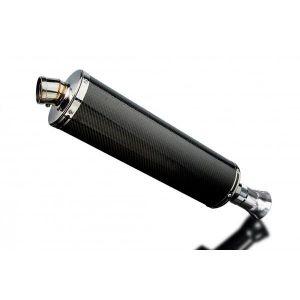 Delkevic slip-on kit Oval Carbon 450mm - SUPERDUKE 1290 R/GT 14-18